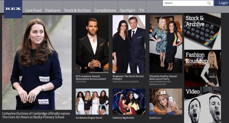 Shutterstock Acquires Rex Features And PremiumBeat | TechCrunch