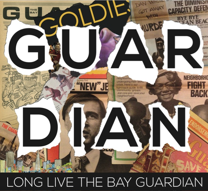 You Might Not All Be Fans Of The San Francisco Bay Guardian In Fact I Bet A Few Havent Heard It But Think Its Fair To Call