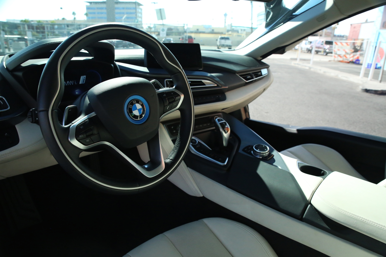Bmw I8 Reviewing The Car Of Tomorrow Techcrunch