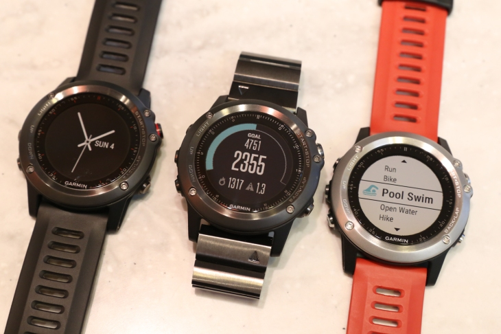 Garmin Fenix 3 Review: For When You Need To Look Good