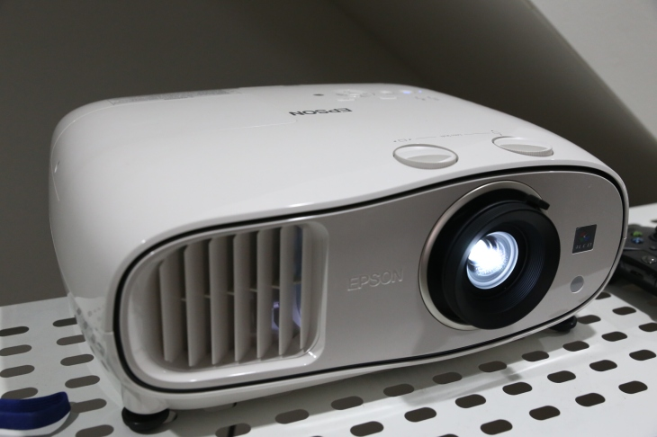 Epson Home Cinema 3500 Projector Review | TechCrunch