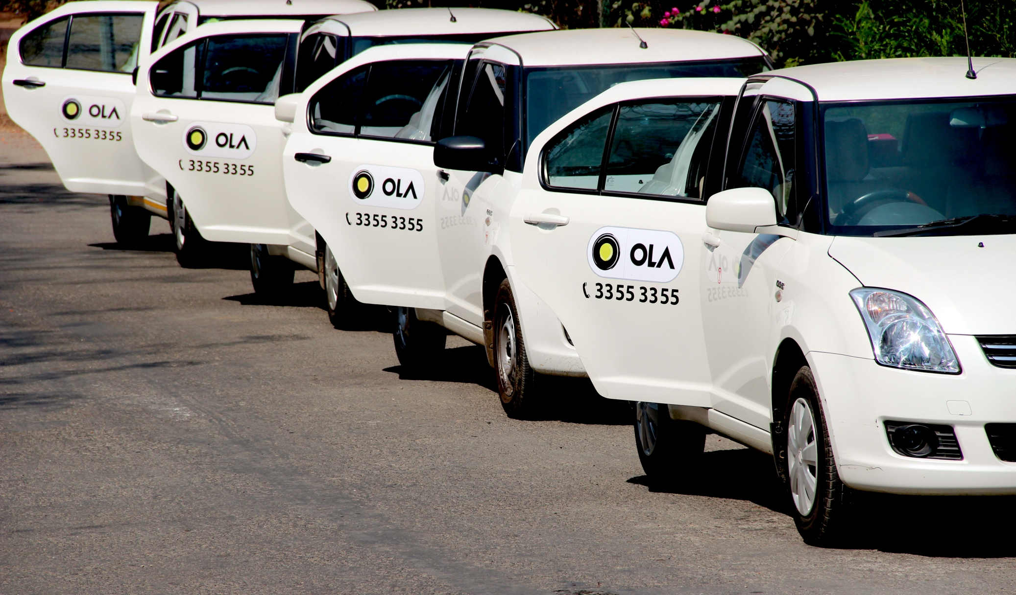Data suggests Uber is trailing far behind rival Ola in India