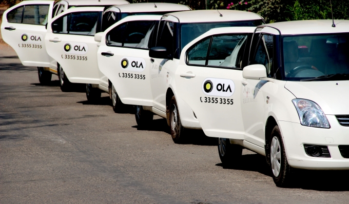 Olacabs - Picture