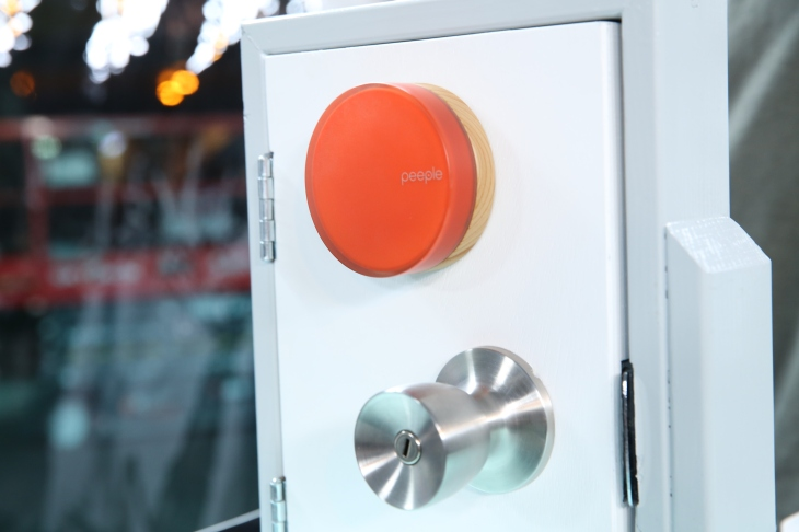 Peeple Is A Smart Peephole To Upgrade Your Door With Caller Id