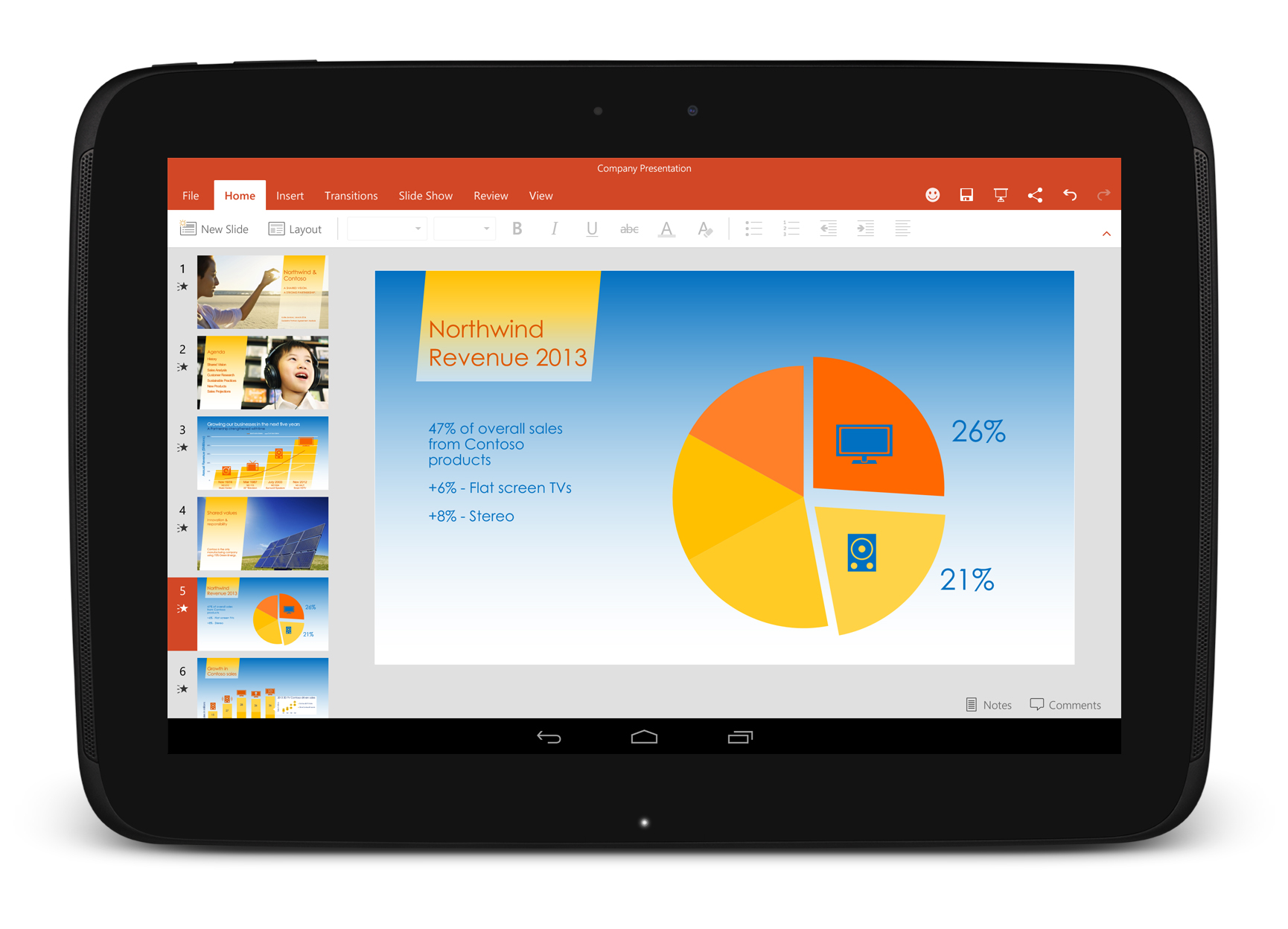 PowerPoint Hero Landscape 2
