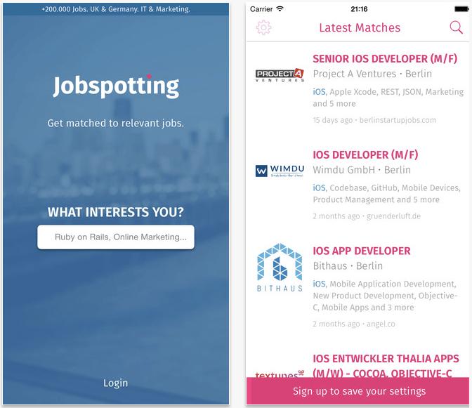jobspotting thinks it has a new take on jobs meta search techcrunch