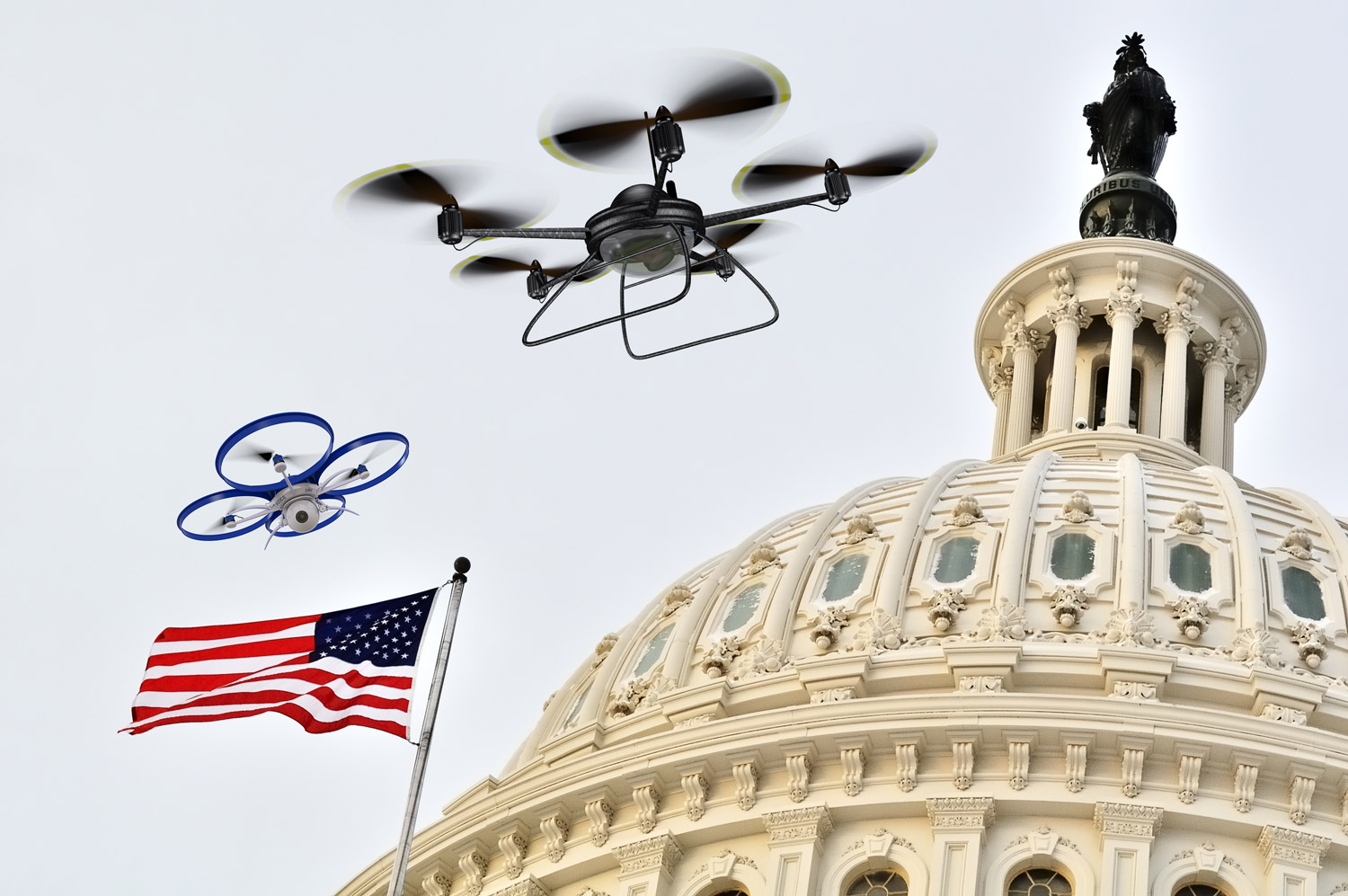 Here's what's missing from the new drone regulations