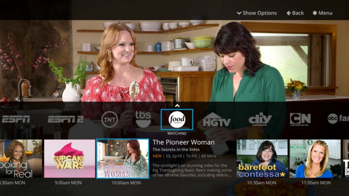 Sling Tv And Food Network On Roku