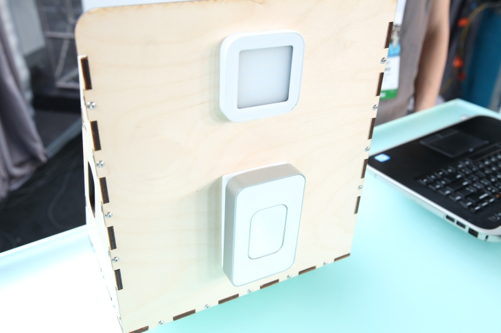 Cool Switchmate Lets You Control Your Light Switches From Your Phone No Wiring Cloud Hisonuggs Outletorg