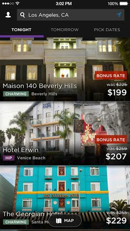 hoteltonight bonus rate