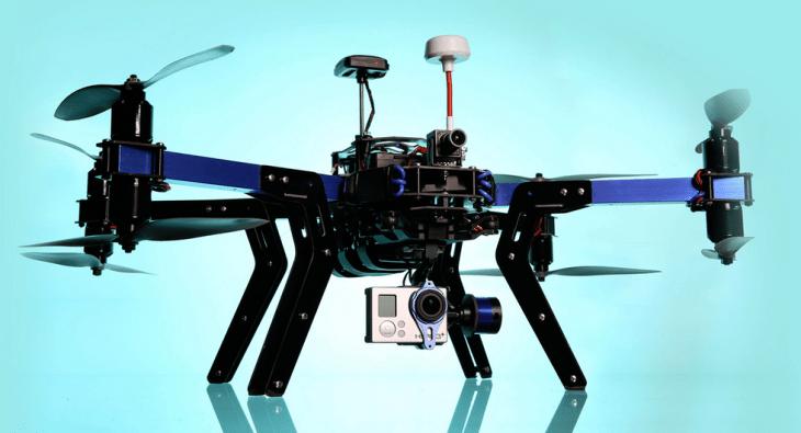 3D Robotics Opens Its Flight Control App For Drones To