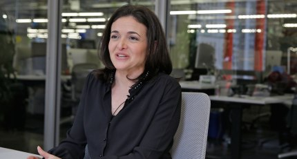 To Get Women Into Computer Science, Sheryl Sandberg Launches