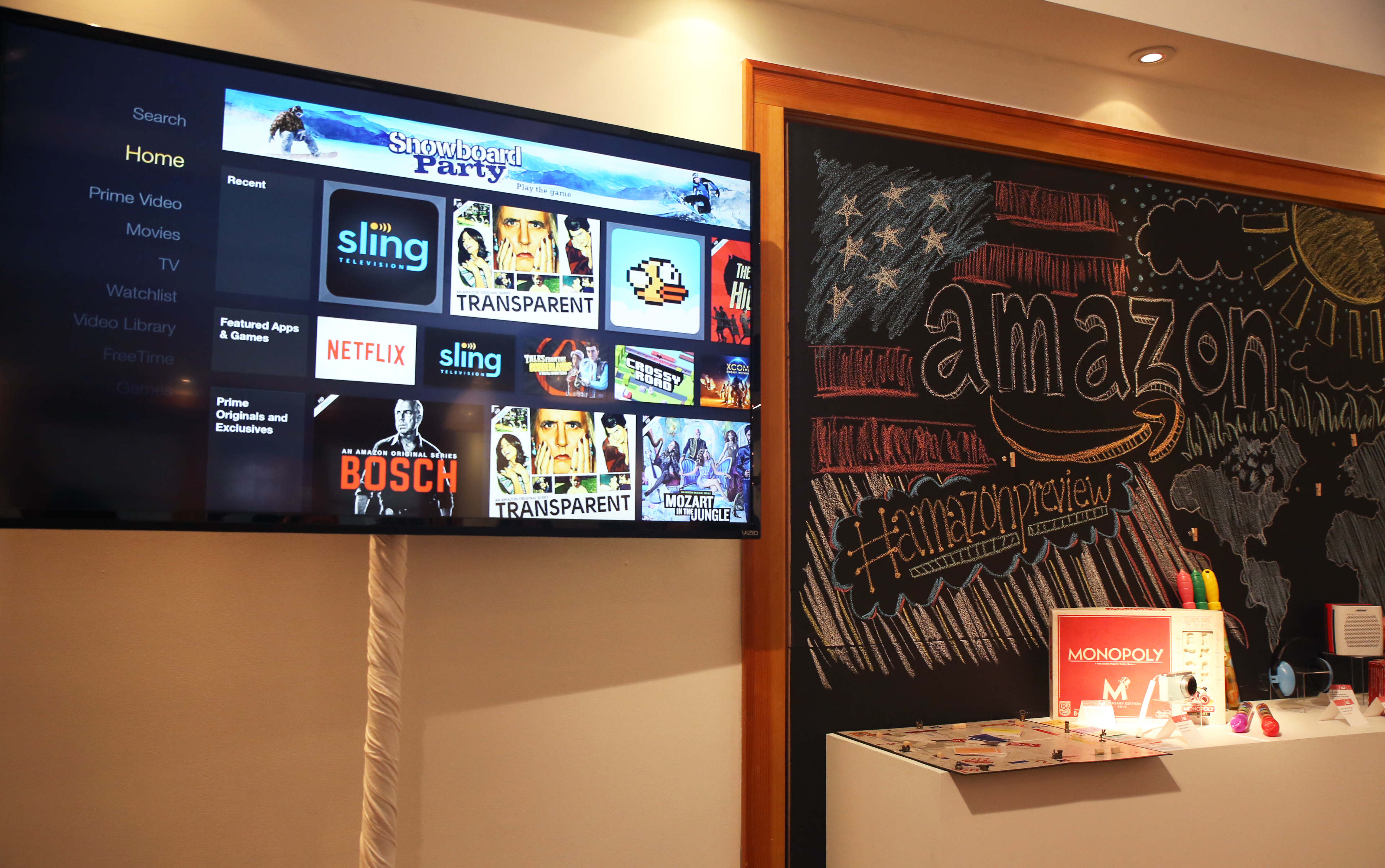 Amazon adds single sign-on for Fire TV | TechCrunch