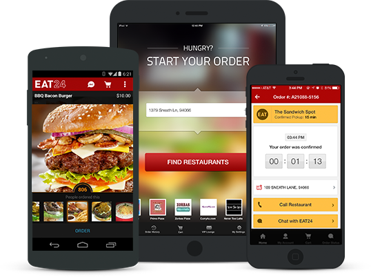 Yelp Buys Delivery Network Eat24 For 134m To Ramp Up In Food
