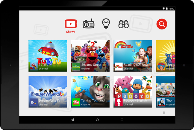 youtube for kids app
