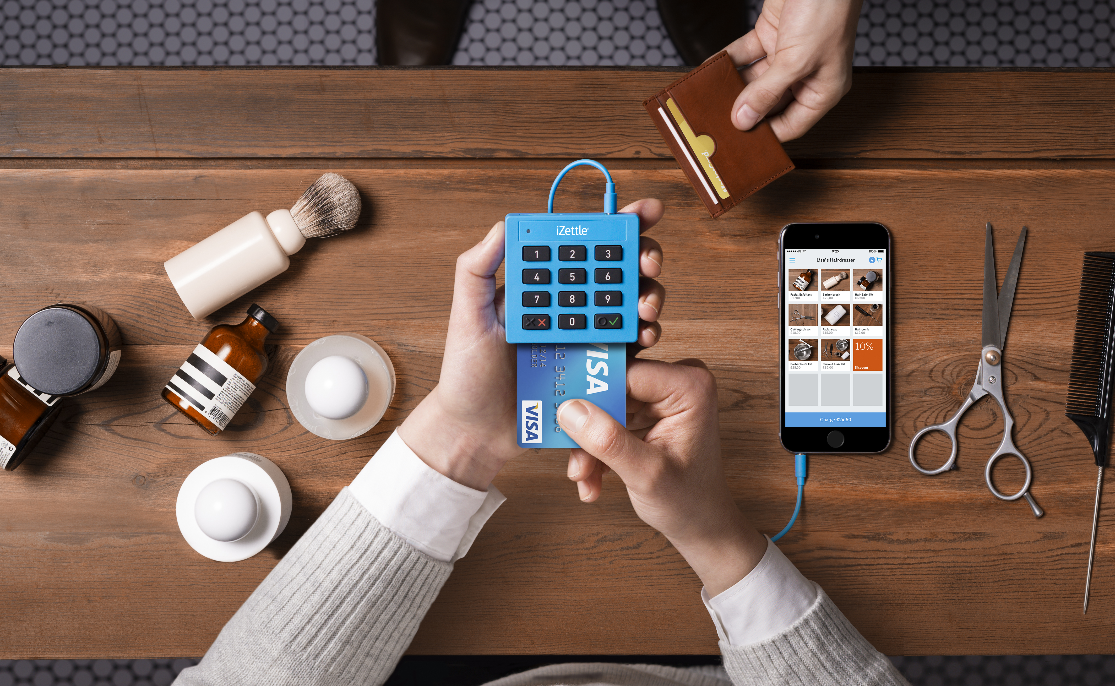 To Grow Merchant Customers, iZettle Slashes The Cost Of Its Card ...