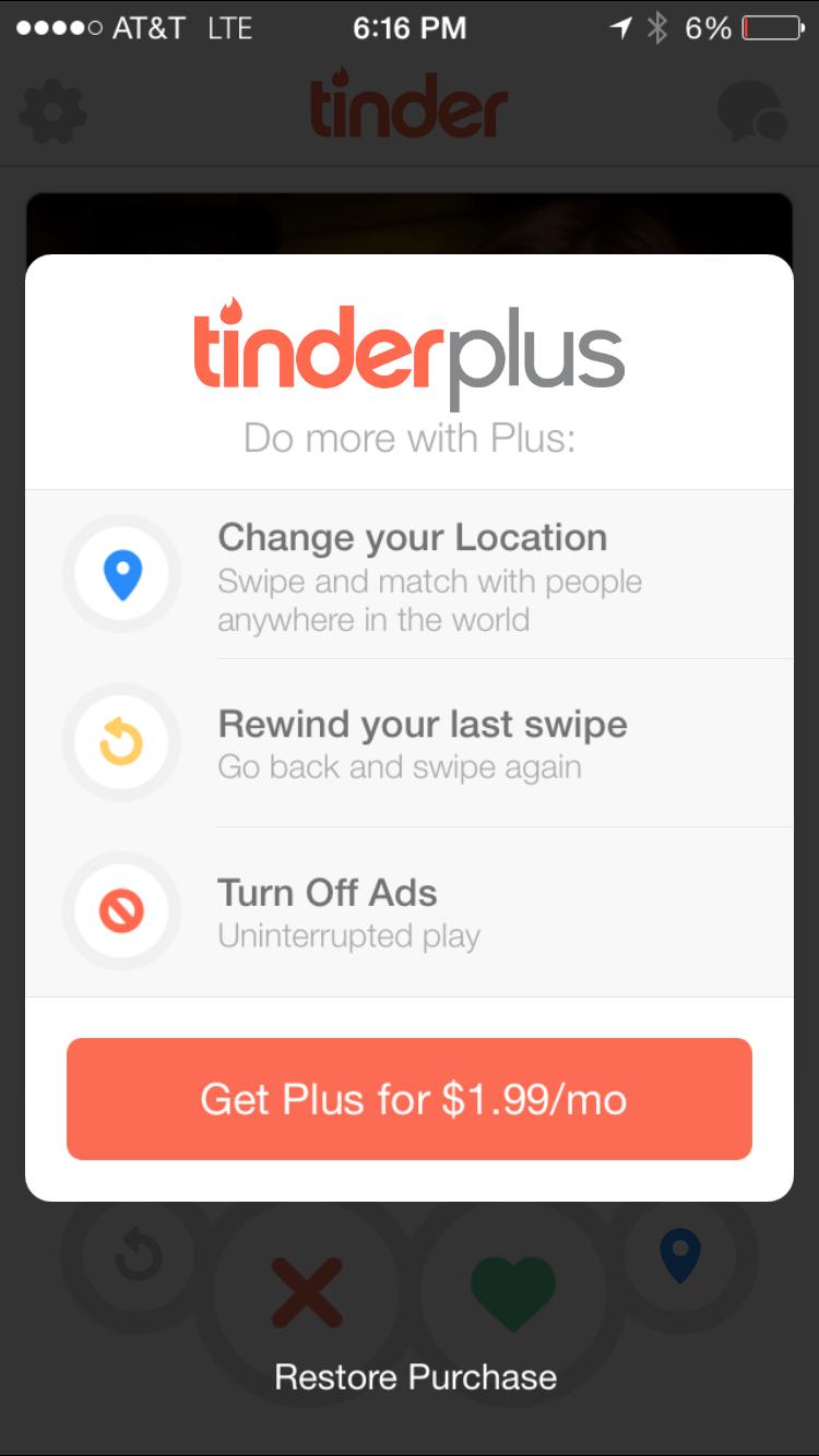 Tinder plus plus  Download Tinder++ Plus Apk v10 21 0 Gold