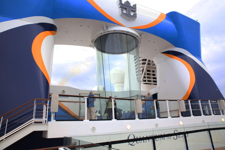 Quantum Seas Skydive Sim