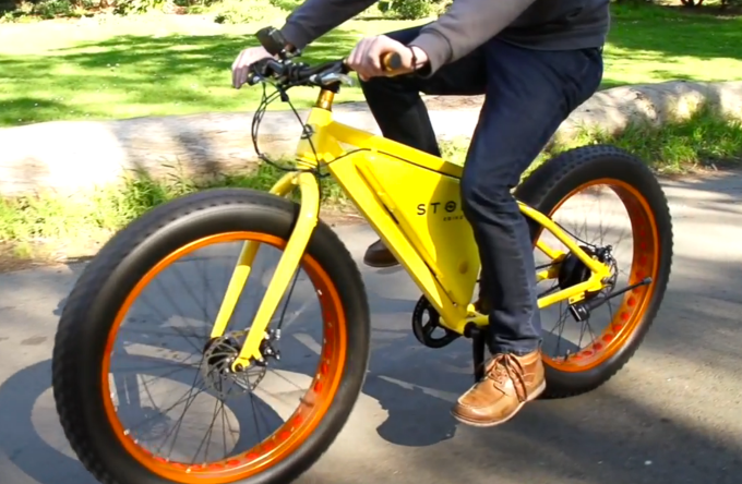 Storm Electric Bike >> The Storm Ebike Is A 499 Entry Level Electric Bike Techcrunch