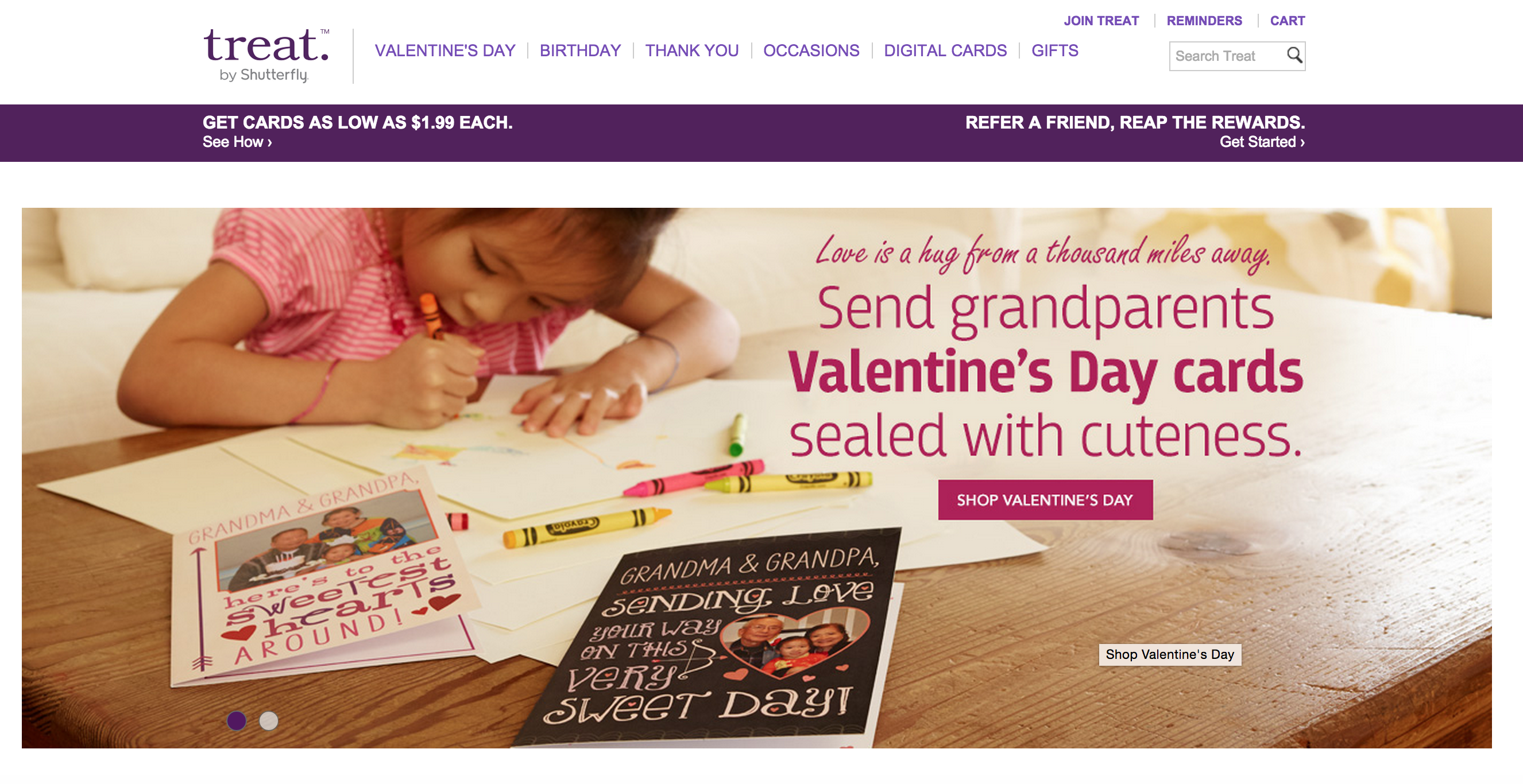 With Treat\'s Shutdown, Shutterfly Exits The Mobile Greeting Card ...