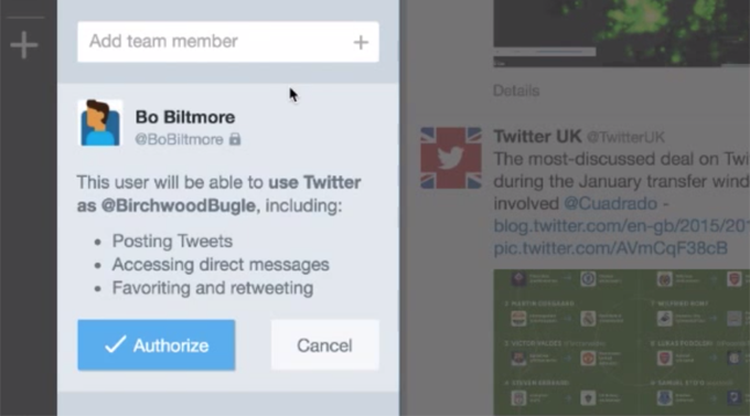 Twitter Finally Lets You Share Team Accounts Without Sharing