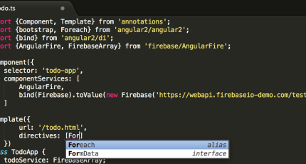 Microsoft And Google Collaborate On Angular 2 Framework, TypeScript