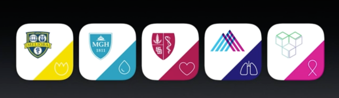 5 ResearchKit Apps