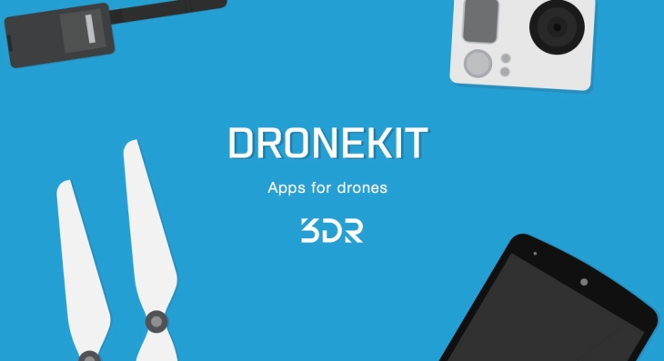 3D Robotics Launches DroneKit, Its API For Building Drone Apps