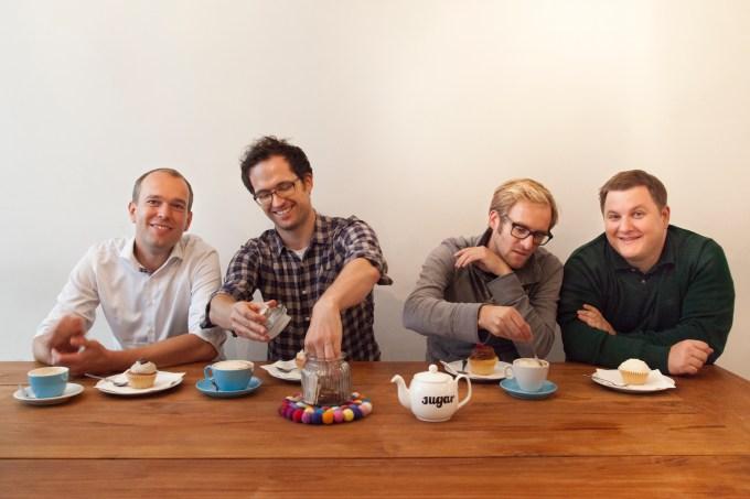 mySugr founders