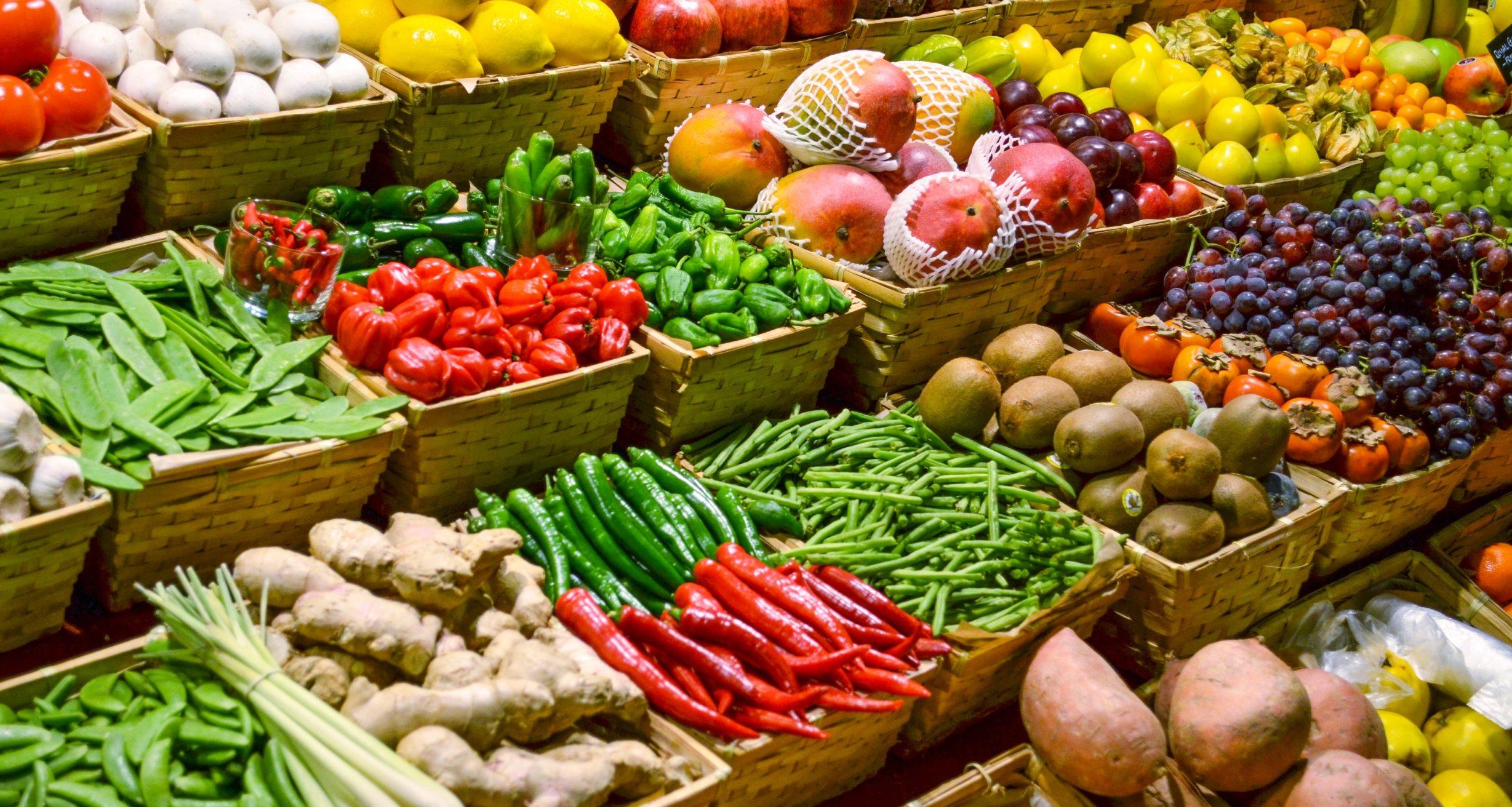 Markham organic groceries
