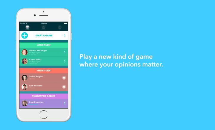 Personality Test App Knozen Asks You Seemingly Random Questions