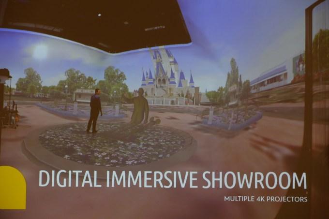 Disney VR