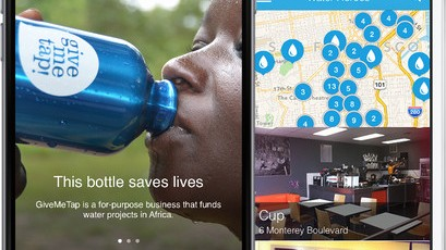 YC Graduate GiveMeTap Offers Free Water And Footfall Data