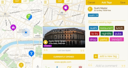 Mapstr Is A Nifty Little App To Keep Track Of Your Favorite
