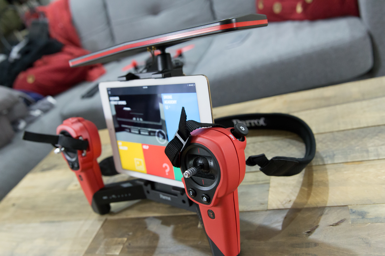 Parrot Bebop Drone Review: A Keen Eye In The Sky Without A