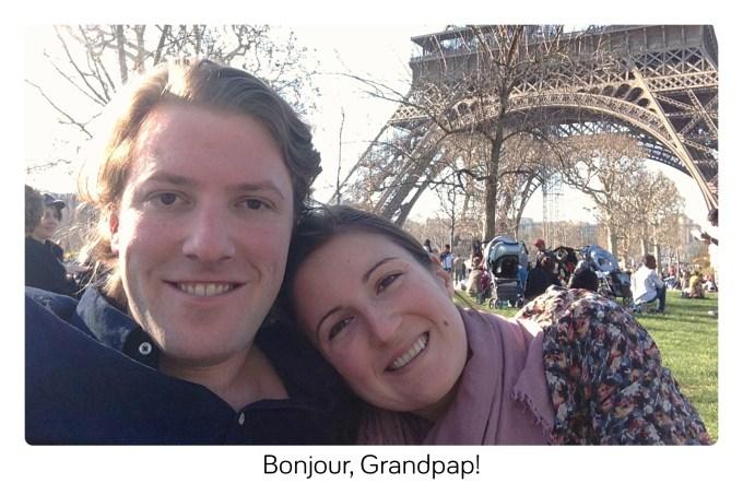 Postcard example 1