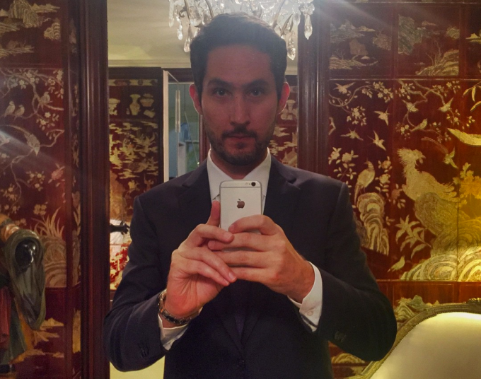 CEO Kevin Systrom still gives final approval of all ads on Instagram