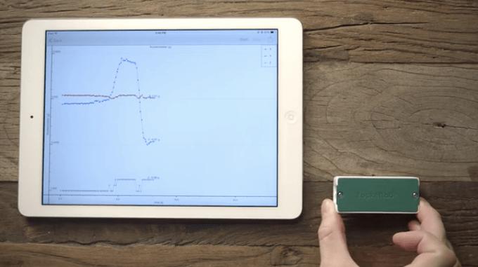 Pocketlab Is Simplified Wireless Sensing For Science Class