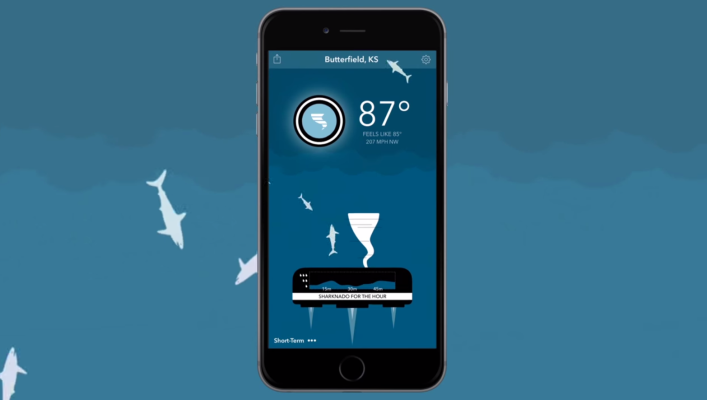 Carrot Weather Delivers Your Daily Forecast With A Side Of ...