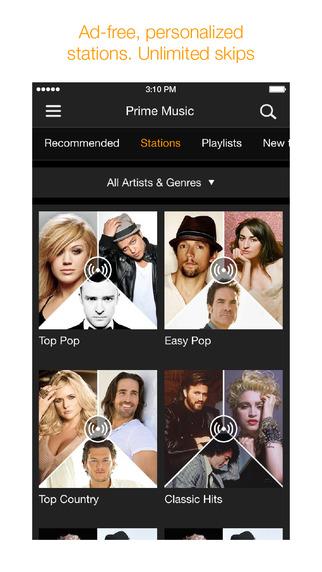 "Amazon Prime Music Takes On Pandora With Addition Of ""Prime"