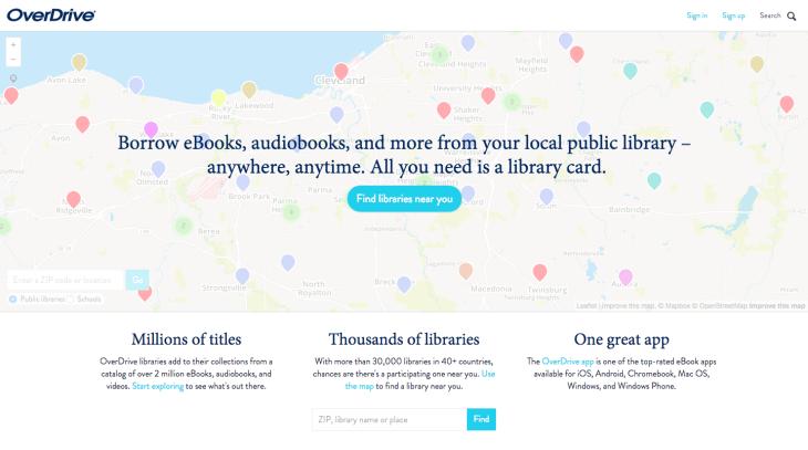 Rakuten buys ebook and audiobook platform overdrive for 410m rakuten buys ebook and audiobook platform overdrive for 410m fandeluxe Gallery
