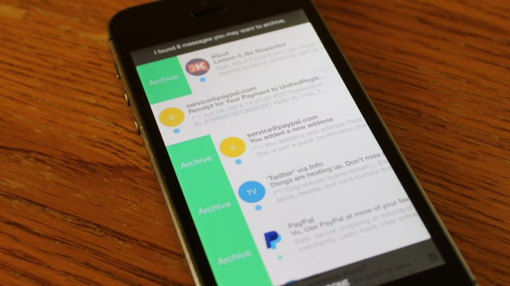 slidemail is an intelligent email app for the rest of us techcrunch