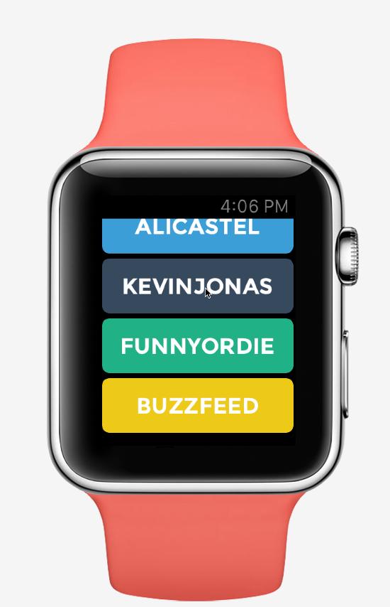 Kik apple watch