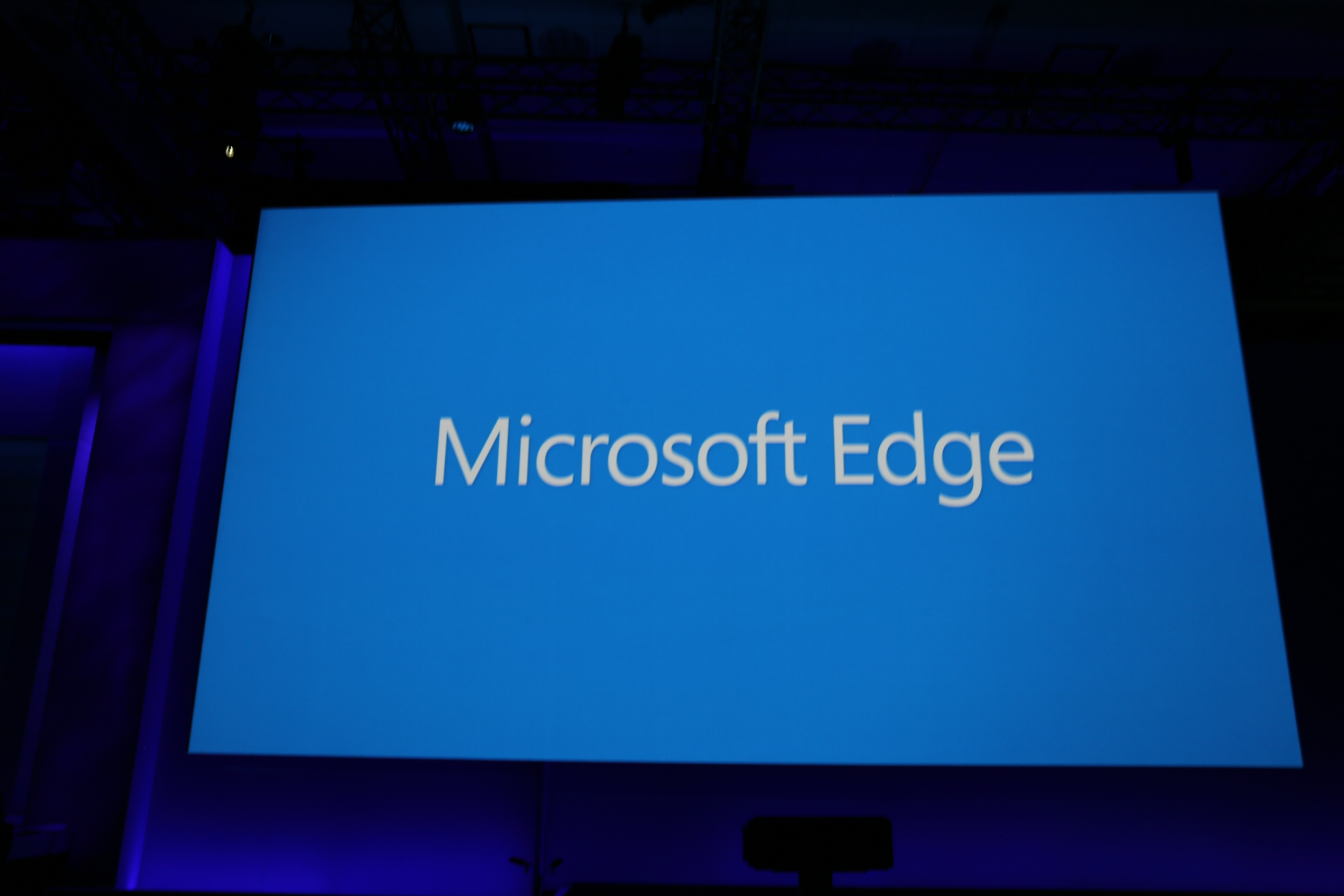 Microsoft S New Browser Will Be Called Microsoft Edge Techcrunch