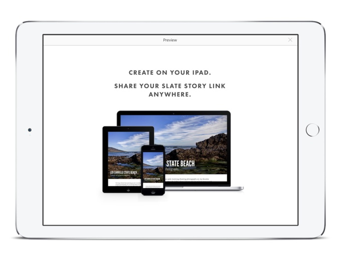 Adobe Slate - Screenshot (3)