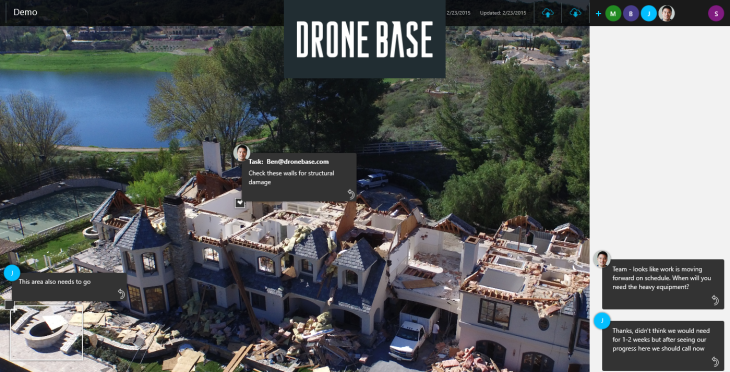 DroneBase Lets Any Business Rent A Drone And Pilot   TechCrunch