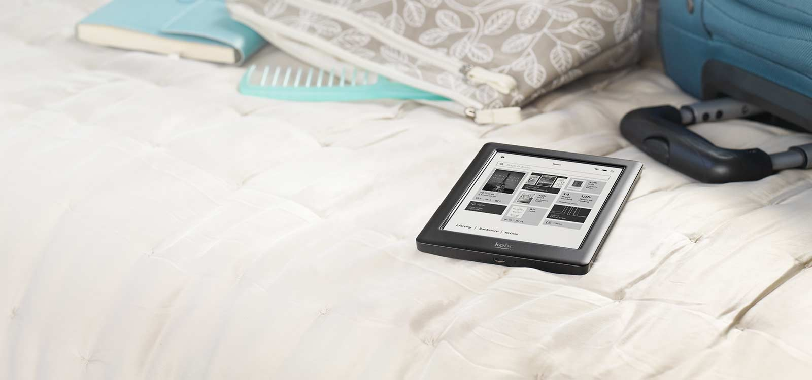 Kobo Glo HD E-Reader Offers Resolution On Par With Kindle