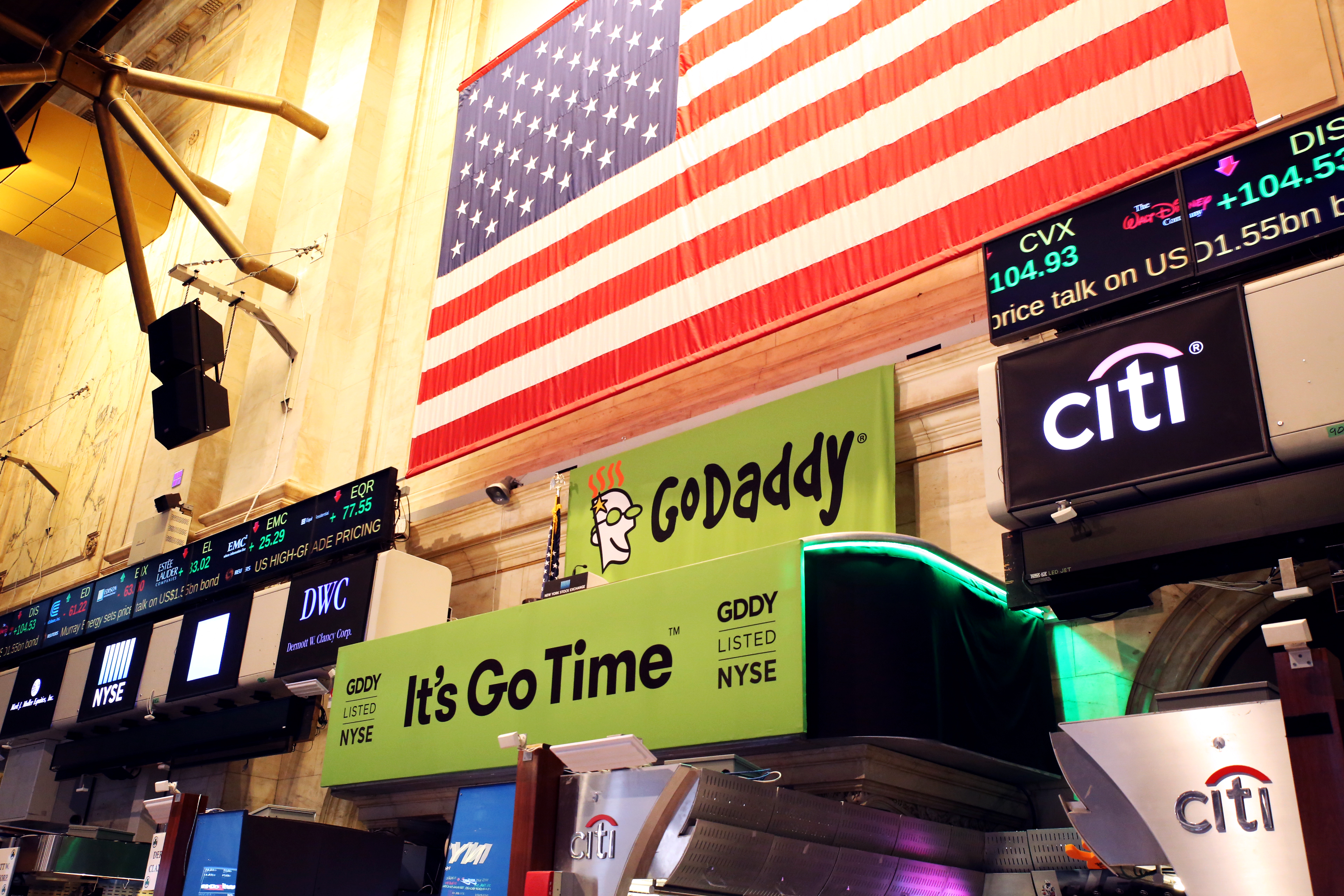 GoDaddy tells white supremacist site Daily Stormer to find a new