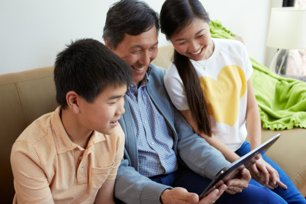 google-tablet-family