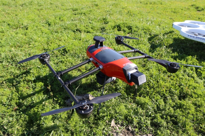 Drone startup Airware crashes, will shut down after burning 8M
